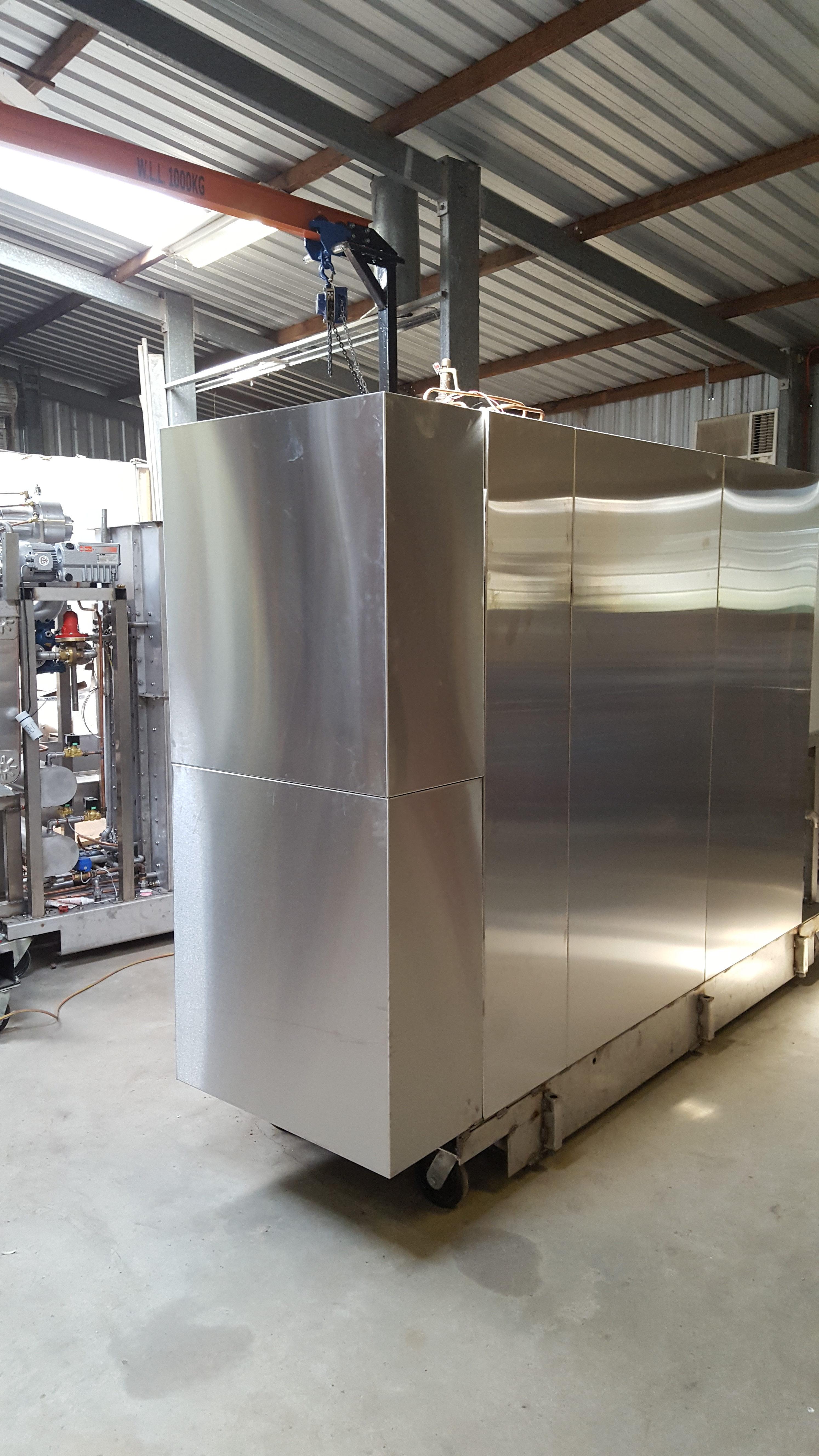30 kWe CHP system